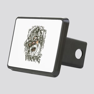 Viking Warrior Rectangular Hitch Cover
