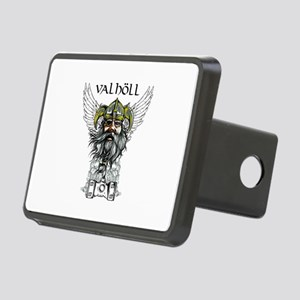 Valhöll Viking Warrior Rectangular Hitch Cover