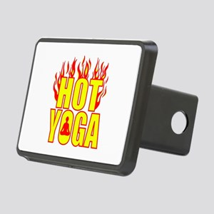 Hot Yoga Rectangular Hitch Cover