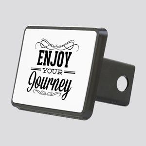 Enjoy Your Journey Rectangular Hitch Cover