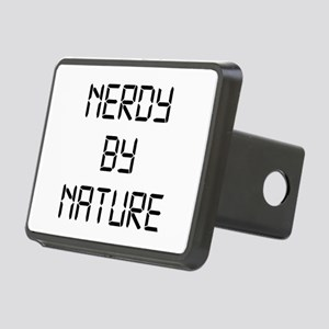 Nerdy By Nature Rectangular Hitch Cover