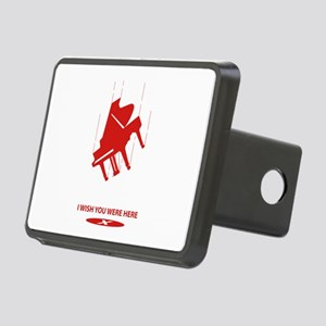 I Wish You Were Here Rectangular Hitch Cover