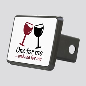 One For Me Rectangular Hitch Cover