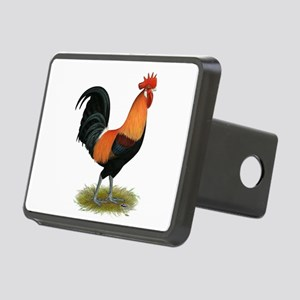 Penedesenca Rooster Rectangular Hitch Cover