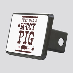 McCoy Pig Rectangular Hitch Cover
