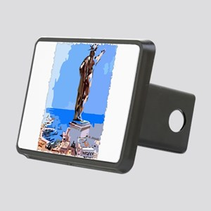 Colossus of Rhodes Hitch Cover