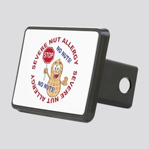 Severe Nut Allergy Rectangular Hitch Cover