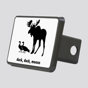 Duck Duck Moose Rectangular Hitch Cover
