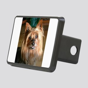 Australian Silky Terrier headstudy Hitch Cover