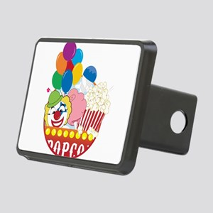 Carnival Logo Rectangular Hitch Cover