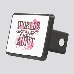 Great Aunt Rectangular Hitch Cover