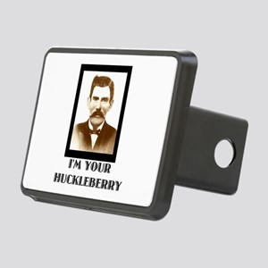 Doc Holliday - I'm Your Hu Rectangular Hitch Cover