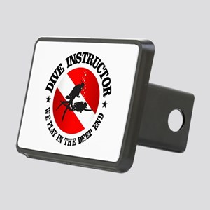 Dive Instructor (Deep End) Hitch Cover