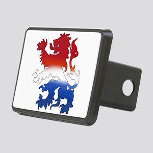 Dutch Lion Rectangular Hitch Cover