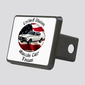Hurst Olds Rectangular Hitch Cover