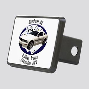 Ford Mustang GT Rectangular Hitch Cover