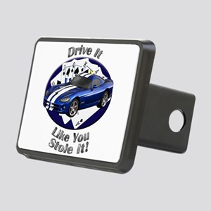 Dodge Viper Rectangular Hitch Cover
