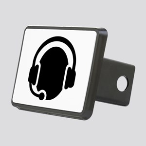 Headset call center Rectangular Hitch Cover