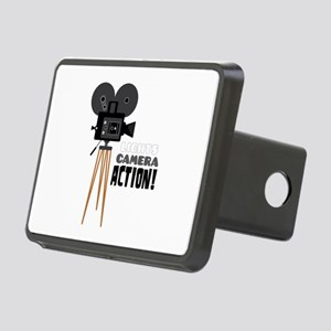 Lights Camera Action! Hitch Cover