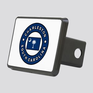 Charleston South Carolina Rectangular Hitch Cover