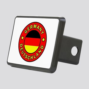 Germany Rectangular Hitch Cover