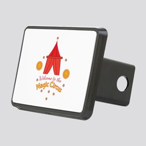 Magic Circus Hitch Cover