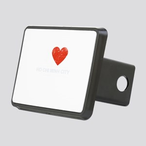 I Love Ho Chi Minh City Rectangular Hitch Cover