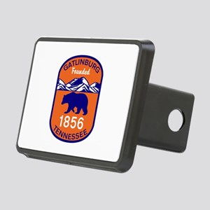 Gatlinburg Tennessee Great Rectangular Hitch Cover