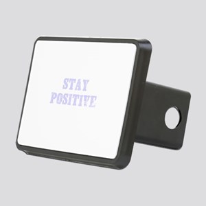 Stay Positive Rectangular Hitch Cover