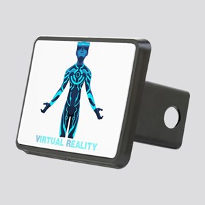 VIRTUAL REALITY VR Rectangular Hitch Cover