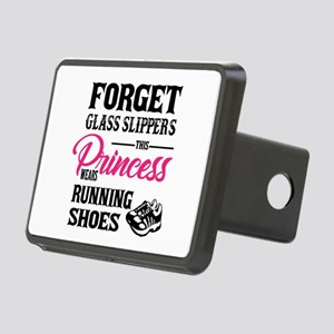 This Princess Wears Runnin Rectangular Hitch Cover
