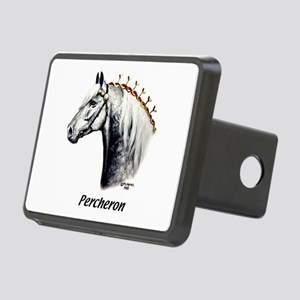 Percheron Rectangular Hitch Cover
