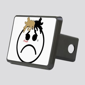 Xxxtentacion emoji Rectangular Hitch Cover