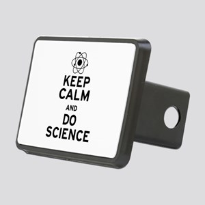 Keep Calm and Do Science Rectangular Hitch Cover