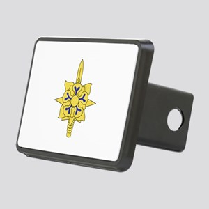 MILITARY INTELLIGENCE Hitch Cover