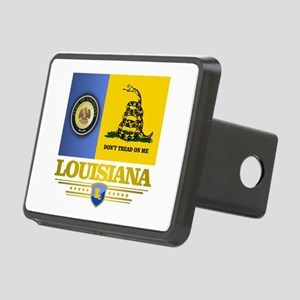 Louisiana Gadsden Flag Hitch Cover