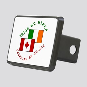 Irish Birth Canadian Choic Rectangular Hitch Cover