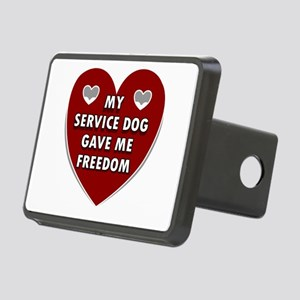 Service Dogs Hitch Cover