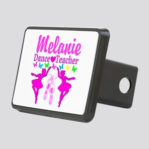 DANCE TEACHER Rectangular Hitch Cover