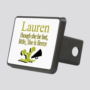 CHEER GIRL Rectangular Hitch Cover