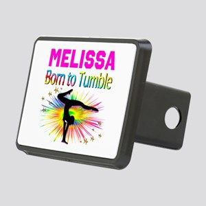 GYMNAST DREAMS Rectangular Hitch Cover