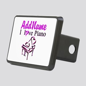 PIANO PLAYER Rectangular Hitch Cover