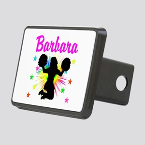LOVE CHEERING Rectangular Hitch Cover