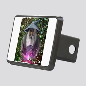 merlin the magician art illustration Rectangular H