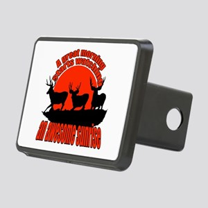 Awesome sunrise Rectangular Hitch Cover