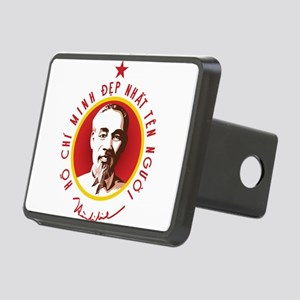 Ho Chi Minh Rectangular Hitch Cover