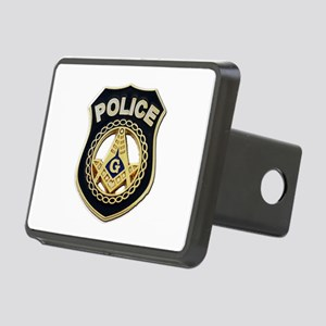 Masonic Police Hitch Cover