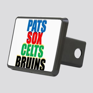 Boston Sports Teams Hitch Cover