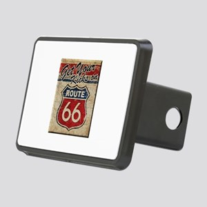 Route 66 Kicks Hitch Cover