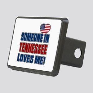 Someone In Tennessee Loves Rectangular Hitch Cover